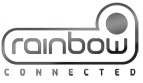 Rainbow Connected Logo